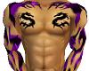 ~DD~ Purple Tribal Drag