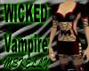 Wicked Vampire DressOnly
