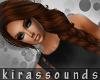 K  Sibilla Hair / Brown