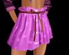 Skirt w/ Belt