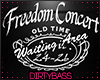 !B Freedom Concert Wait
