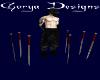 Reaper Death 7 swords