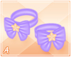 A| Romi Bow Anklets 1.2