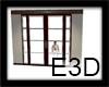 E3D-Grey Wall with Door
