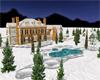 snow lodge
