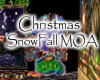 Christmas SnowFall MOA