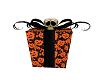 Halloween Skull Present