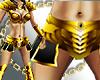 [bi]Golden Warrior Black