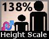 Height Scaler 138% F A