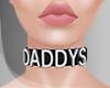 .DADDY'S. choker