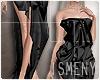 [Is] Satin Sheet Black