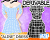Derivable Aline Dress