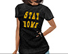 Stay Home T-Shirt (F)