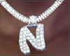 N Necklace Exclusive