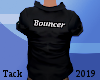 Mens Black Bouncer shirt