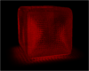 [M]DJ RED GLOW CUBE