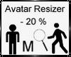 Avatar Resizer -20% M