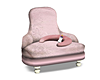 Soft Pink Chair