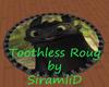 Sira's Toothless roug