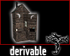 [T] Derivable Outhouse