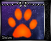 (: PawPrint .:Orange:.