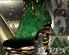 ELVEN™ Green Fairy Boots
