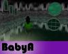 BA Galaxy Room Green