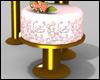 Gold Base Cake