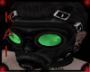 Gas Mask green