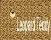 ~V~ Leopard Teddy
