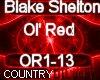 Blake S Ol'Red OR1-13