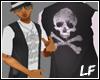 [LF] Casual Punk Vest