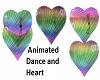 Oto's V-day Dance Heart