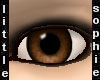 Realistic Brn Eyes MEN