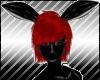 Black PVC EARS