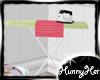 Animated Ironing Board