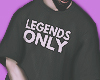 ☢  Legend only
