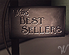 Whims Best Sellers Sign