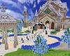 chiesa rosa blu