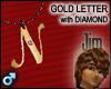Gold Diamond N (M)