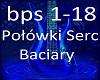 POlowki Serc - Baciary