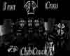 ~Iron Cross Club Couch~