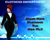 Black Halo Biz Tux RLS