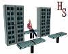 [HS] Locker room