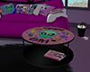 neon room table - girl
