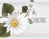 (BDK)Bracelet flower L