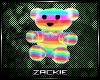 giant rainbow bear