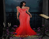 THANA GOWN - RED