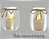 H. Candles Glow