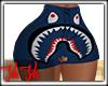 Bape Mini Skirt Blue RLL